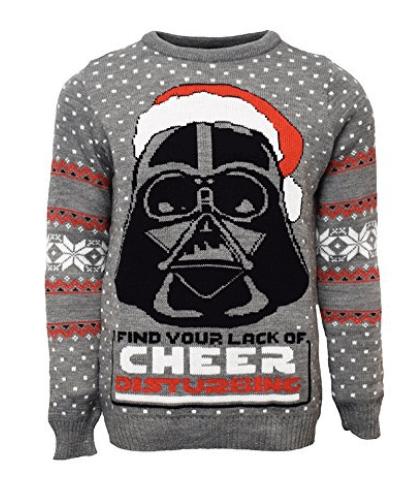 Darth Vader juletrøje