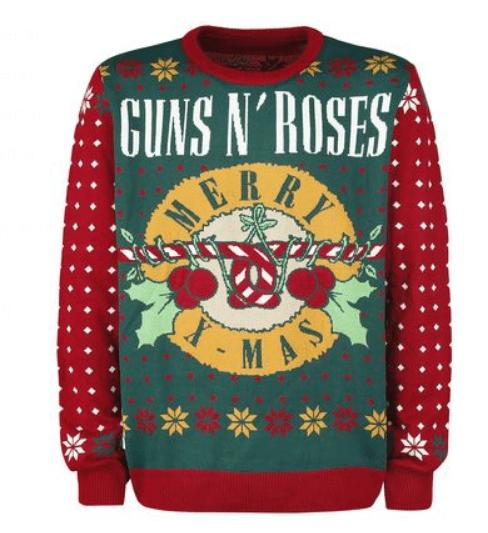 Guns N' Roses juletrøje