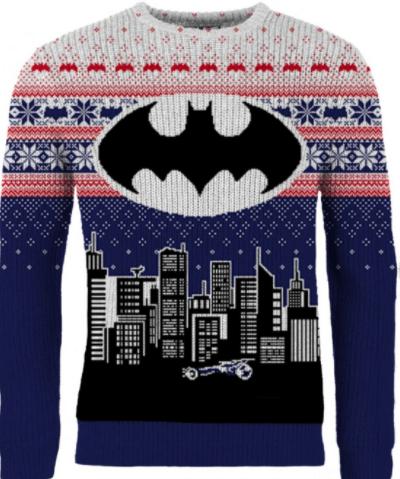 Gotham juletrøje mand