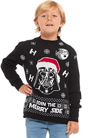 Køb en Star Wars børne julesweater