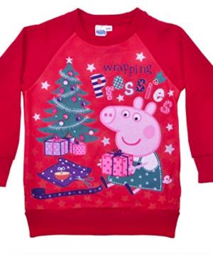Gurli Gris børne julesweater