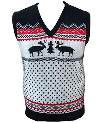 Julesweater vest