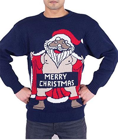 Julesweater julemand