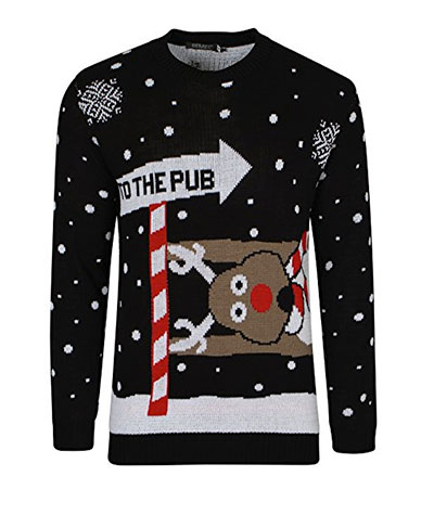 to the pub julesweater