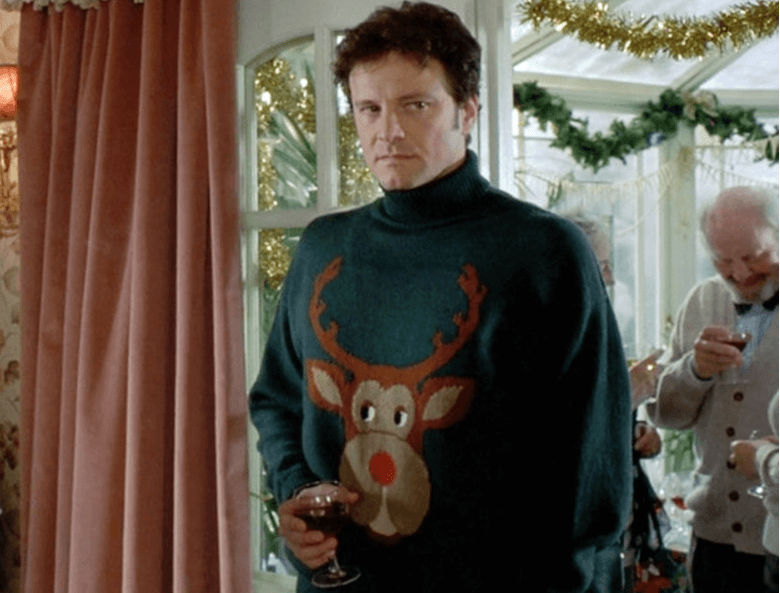 Bridget Jones Julesweater