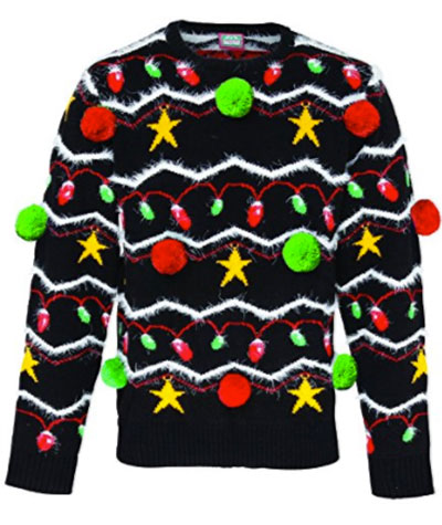 Den vildeste Xmas party julesweater