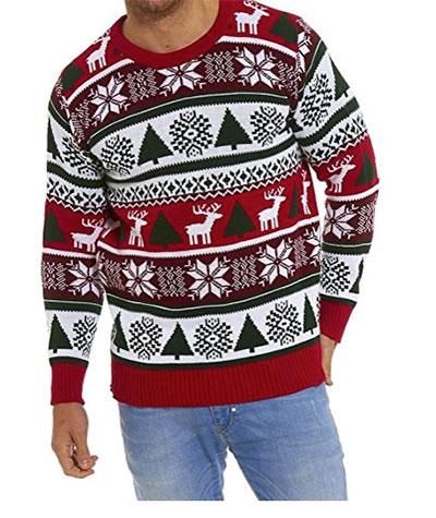 klassisk julesweater