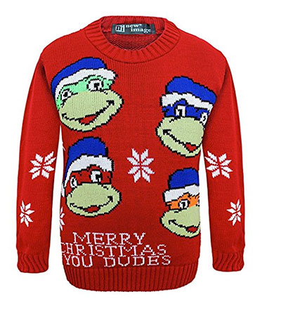 ninja turtles julesweater