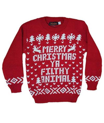 Merry Christmas julesweater