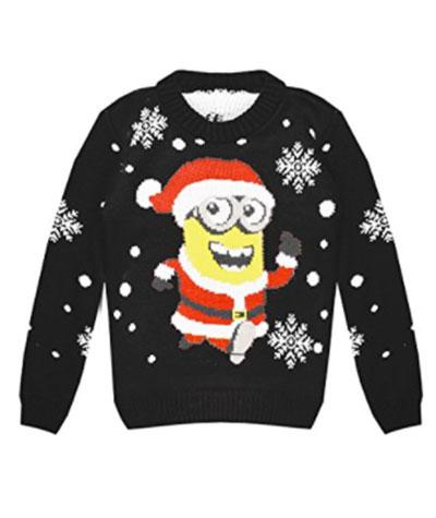 Minions julesweater