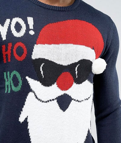 Cool santa julesweater