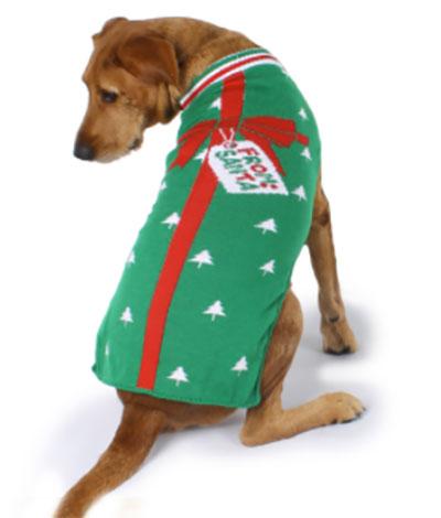 juletøj til hunde