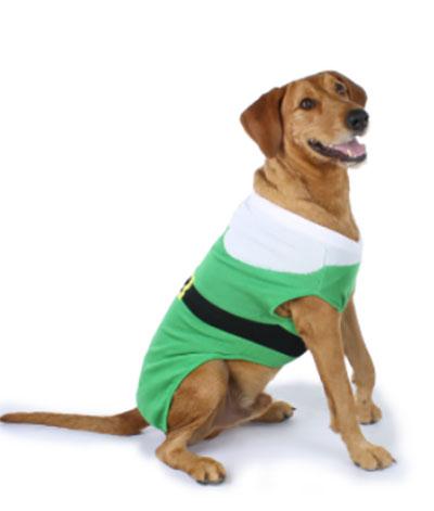 Hundesweater og juletrøje til hund