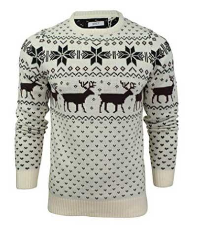 Rensdyrs julesweater