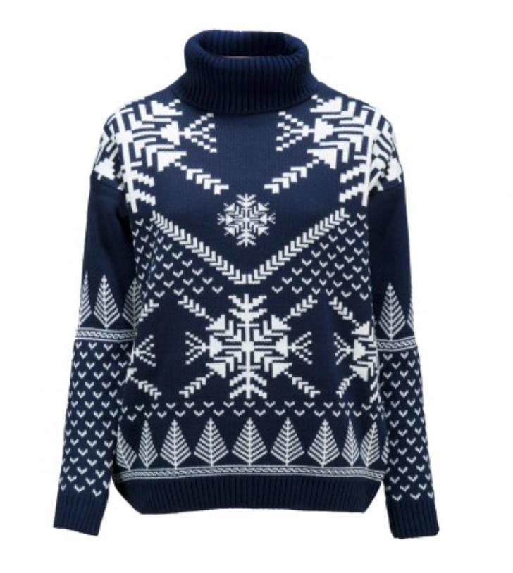 julesweater rullekrave