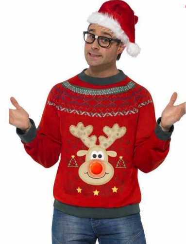 julesweater rudolf jul