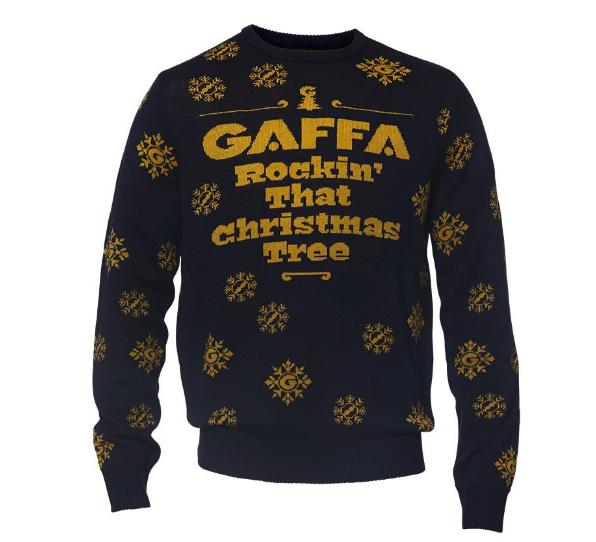 Gaffa julesweater