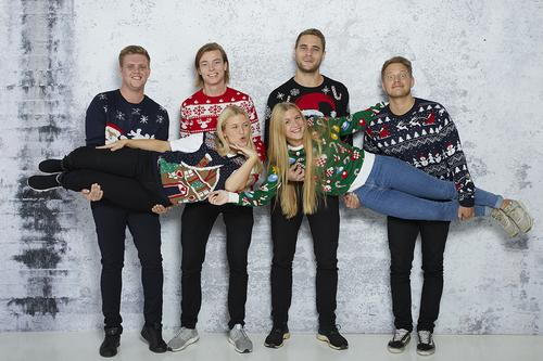 julesweaters og juletrøjer