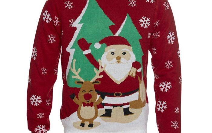 christmasjumper.dk - En julesweater er et must til juletiden